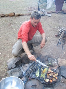 Charles 'carbon king', one of the most knowledgeable fellows in the permaculture world.